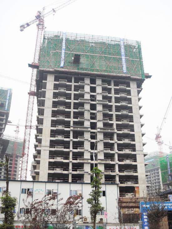 半岛逸景-大渡口项目-重庆春龙诚建筑劳务有限公司